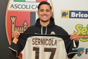 Sport - Calcio - Ascoli - Leonardo Sernicola