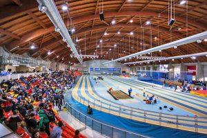 Sport - Atletica leggera - Il PalaIndoor di Ancona