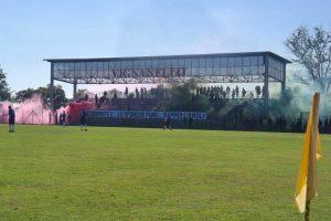 Sport - Calcio - Lo stadio Comunale di Vignanello