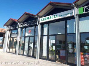 Quartiere di Santa Lucia - Ambulatorio medico e farmacia