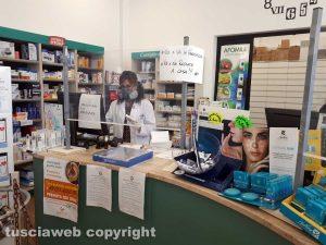 Coronavirus - Precauzioni anticontagio in farmacia