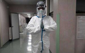 Coronavirus - Infermieri di Belcolle