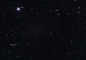 La cometa Atlas 2019 Y4