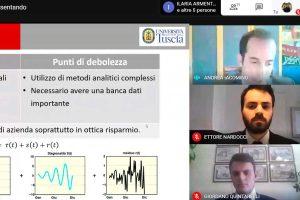 Viterbo - Unitus - Una discussione della tesi di laurea online
