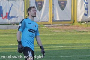 Sport - Calcio - Viterbese - Matteo Biggeri