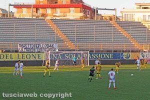 Sport - Calcio - Viterbese - Il derby laziale col Rieti a porte chiuse