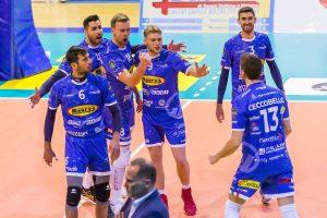 Sport - Pallavolo - Tuscania - Il match contro il Palmi