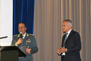 Il generale della guardia di finanza Edoardo Valente