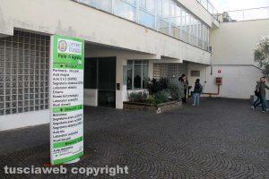 Viterbo - L'università chiude per il coronavirus