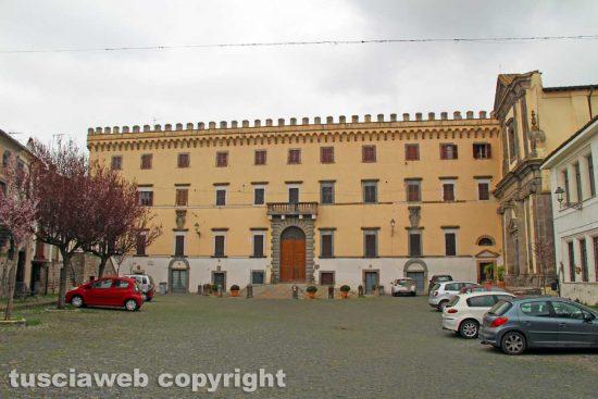 Roccalvecce - Palazzo Costaguti