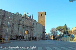 Viterbo - Porta Romana