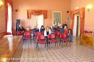 Ronciglione - Il consiglio comunale sulla Chemical city