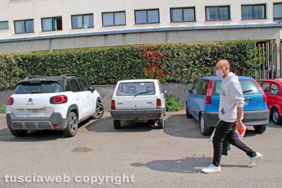 Viterbo - Gli studenti di via Cardarelli tornano a casa