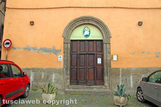 Viterbo - La mensa Caritas