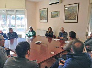 Tarquinia - Coldiretti - Riunione per la presentazione dei progetti di filiera