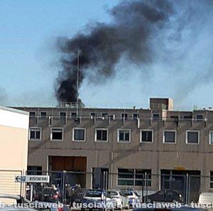 La protesta nel carcere di Modena