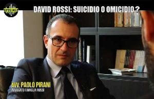 Caso David Rossi - L'avvocato viterbese Paolo Pirani