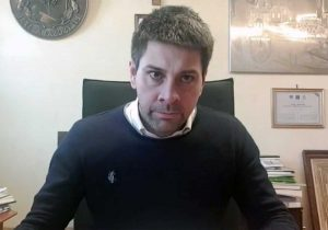 Oriolo Romano - Il sindaco Emanuele Rallo