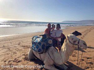 Marocco - La famiglia di Marco Pascucci