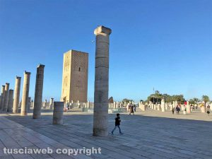 Marocco - Uno dei posti visitati dalla famiglia di Marco Pascucci