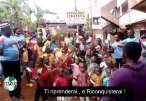 Coronavirus - Il video trasmesso dalla tv in Camerun