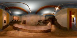 Grotte di Castro - Museo Civita - Il piano terra