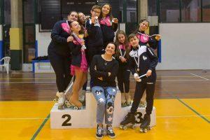 Sport - Pattinaggio artistico - Il trofeo Star roller club
