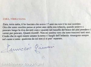 Viterbo - La poesia che Ferruccio Giurini ha dedicato alla sua città