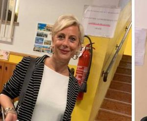 La dirigente scolastica Maria Federici