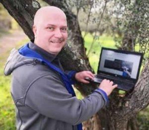 Viterbo - Gli olivi di etruria