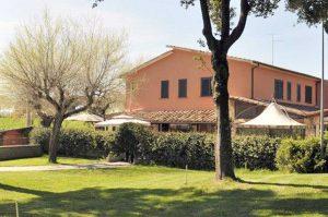 Celleno - La casa di riposo Villa Noemi