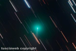 La cometa Atlas Y1