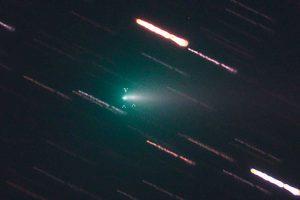 La cometa Atlas Y4