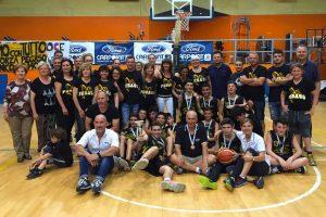 Sport - Pallacanestro - Basket Pegaso Tarquinia