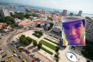 Dakar - Nel riquadro: Nicolas Drago