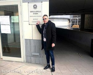 Claudio Cipollini Macrì alias zio Rocco