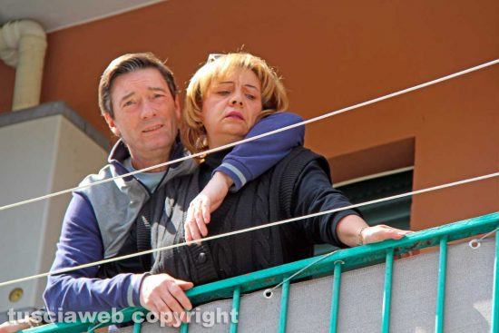 Roberto Marchetti e Katia Mancinelli