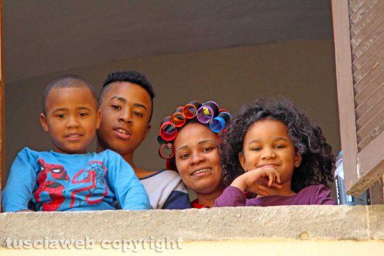 Mariela e i suoi figli