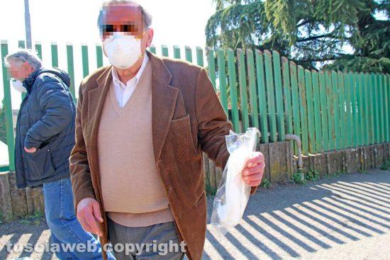 Viterbo - Coronavirus - Le mascherine distribuite dal comune