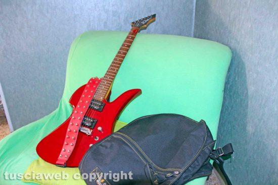 Viterbo - La chitarra