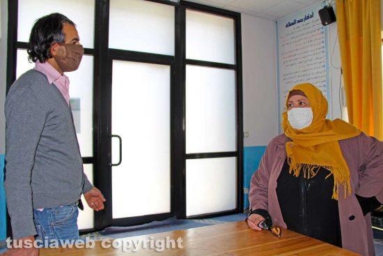 Mohamed Kdib e Nadra Arafa
