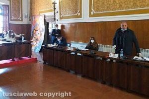 Montefiascone - Consiglio comunale - Lo scontro tra l'assessora Chiatti e il capogruppo Leonardi