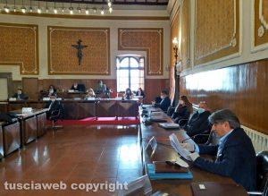 Montefiascone - Il consiglio comunale - L'intervento di Augusto Bracoloni