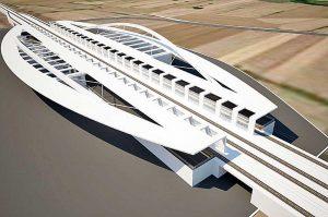Ferrovie - Il progetto della stazione alta velocità a Frosinone