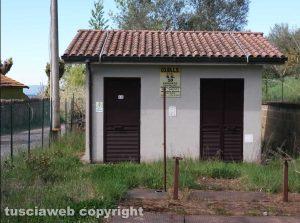 Montefiascone - Cobalb - La stazione di sollevamento