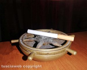 Una sigaretta