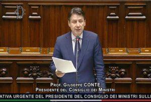 Informativa del premier Conte alla Camera
