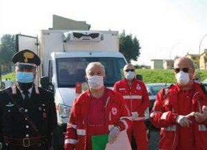 Croce Rossa di Nepi, Castel Sant' Elia e Monterosi