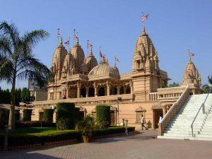 India - Surat - Il tempio di Swami Narayan