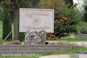 L'agriturismo Monteparadiso a Monterazzano